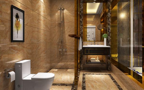 厕所 家居 设计 卫生间 卫生间装修 装修 600_375